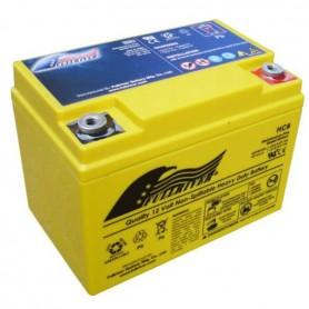 Baterías Arranque Full River Agm HC8 12V 8Ah