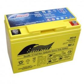 Batería Arranque Full River Agm HC14B 12V 14Ah