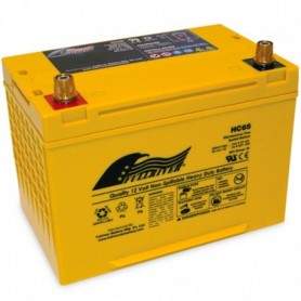 Batería Arranque Full River Agm HC65B 12V 65Ah