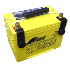 Batería Arranque Full River Agm HC65T 12V 65Ah