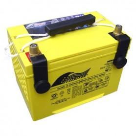 Batería Arranque Full River Agm HC65ST 12V 65Ah