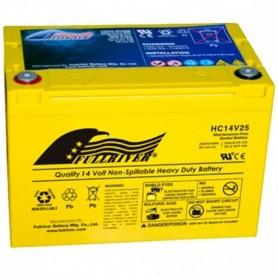 Batería Arranque Full River Agm HC14V25 14V 25Ah
