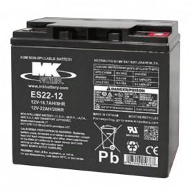 Batería Agm Mk ES22-12 12V 22Ah