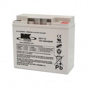 Batería Agm Mk ES17-12 12V 18Ah