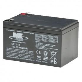 Batería Agm Mk ES12-12 12V 12Ah