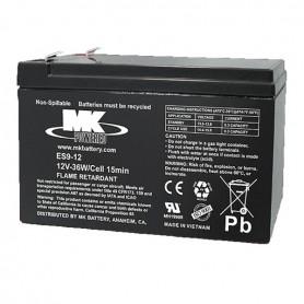 Batería Agm Mk ES9-12 12V 9Ah