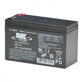 Batería Agm Mk ES7-12 12V 7,2Ah