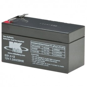 Batería Agm Mk ES1.2-12 12V 1,2Ah
