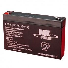 Batería Agm Mk ES7-6 6V 7Ah