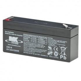 Batería Agm Mk ES3-6 6V 3Ah