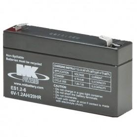 Batería Agm Mk ES1.2-6 6V 1,2Ah