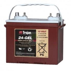 Batería Tracción Trojan 24 GEL 12V 77Ah