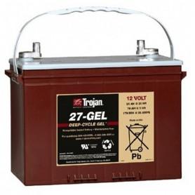Batería Tracción Trojan 27 GEL 12V 91Ah