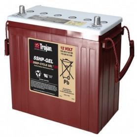 Batería Tracción Trojan 5SHP GEL 12V 125Ah