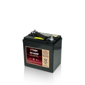 Batería Tracción Trojan 6V AGM 6V 200Ah
