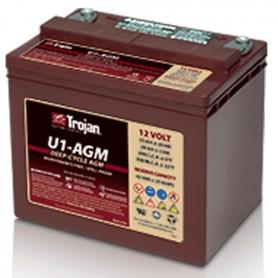 Batería Tracción Trojan U1 AGM 12V 33Ah