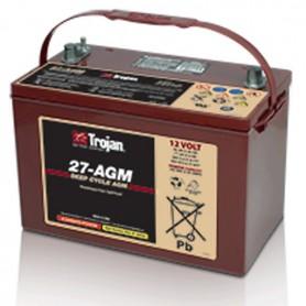 Batería Tracción Trojan 27 AGM 12V 89Ah