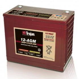 Batería Tracción Trojan 12 AGM 12V 140Ah