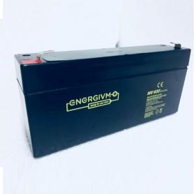 Bateria ENERGIVM AGM MV632 6V 3,2Ah