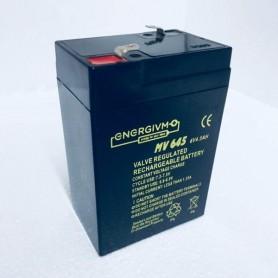 Bateria ENERGIVM AGM MV645 6V 4,5Ah