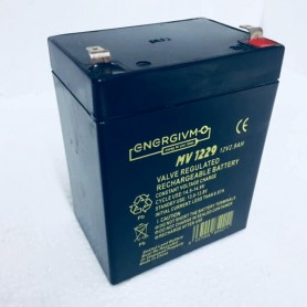Bateria ENERGIVM VRLA MV1229 12V 2,9Ah
