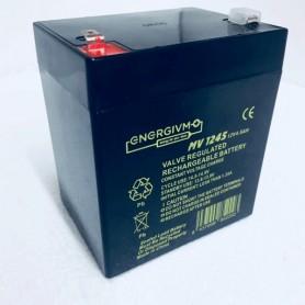 Bateria ENERGIVM VRLA MV1245 12V 4,5Ah