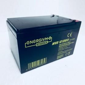 Bateria ENERGIVM VRLA MVD12120 12V 12Ah
