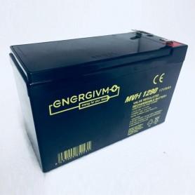 Bateria ENERGIVM AGM MVH1290 12V 9Ah
