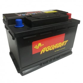 Batería Coche CMF57412 12V 74Ah