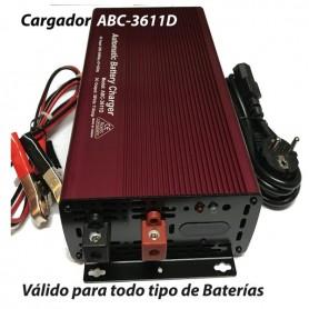 Cargador Batería Alta Frecuencia ABC3611 11AH