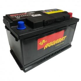Bateria coche AGM80 12V 80AH Start Stop