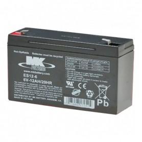 Batería Agm Mk ES12-6 6V 12Ah