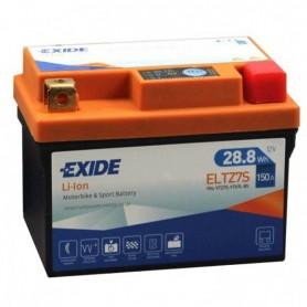 Batería Moto Exide Litio Ion ELTZ7S 28,8W 150AH