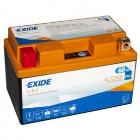 Batería Moto Exide Litio Ion ELTZ14S 60W 290AH
