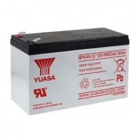 Bateria Agm YUASA NPW45-12 12V 45Ah