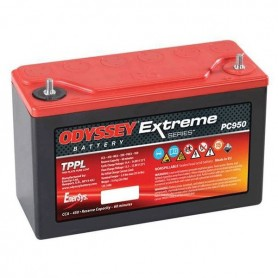 Batería Arranque Odyssey Agm PC950 12V 34Ah
