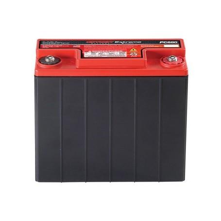 Batería Arranque Odyssey Agm PC680 12V 16Ah