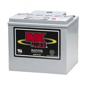 Batería Gel Mk M4012SLDG 12V 40AH