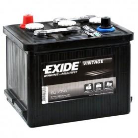 Baterías Exide Vintage EU77-6 6V 77AH