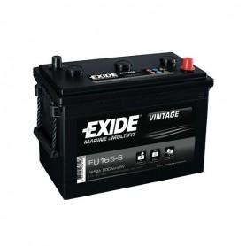 Batería Coche Exide Vintage EU165-6 6V 165AH