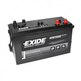 Batería Coche Exide Vintage EU200-6 6V 200AH