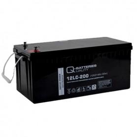 Batería Solar Q Batteries Agm 12LCP200 12V 214AH