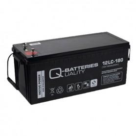 Batería Solar Q Batteries Agm 12LCP180 12V 193AH