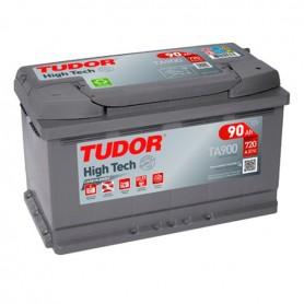 Batería Coche Tudor TA900 12V 90AH