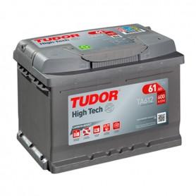 Batería Coche Tudor TA612 12V 61AH