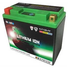 Batería Moto litio ion Skyrich HJT12B-FP