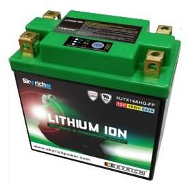 Batería Moto litio ion Skyrich HJTX14AHQ-FP