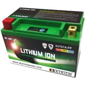Batería Moto litio ion Skyrich HJTX7A-FP