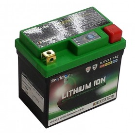 Batería Moto litio ion Skyrich HJTZ7S-FPZ 4Ah 240En