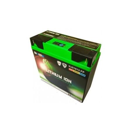 Batería Moto litio ion Skyrich HJ51913-FP 7.5Ah 450En